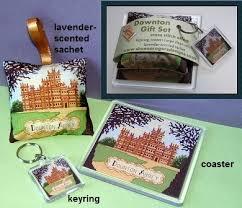 downton abbey gift set