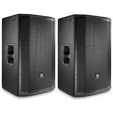 jbl powered speakers. prx815w powered 15\ jbl speakers p