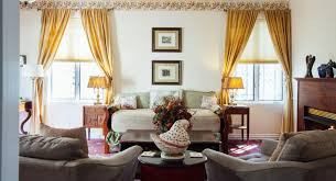 Two Story Living Room Curtains Carriagehousesittin Roomjpg
