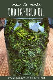 To Make Cannabis Cbd Oil Infused How