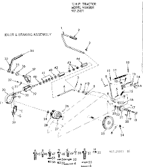 wiring diagram for sears craftsman lawn tractor schematics and sears craftsman wiring diagram diagrams base