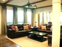 full size of dark brown couch living room with chocolate sofa ideas small images grey floor