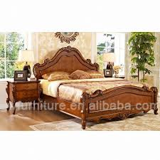 indian wooden bed decor wood double designs
