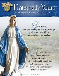 Gentle Mother Quiet Light The First Catholic Slovak Ladies Association Board Of