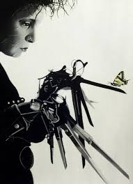 edward scissorhands by nandamicole on edward scissorhands by nandamicole