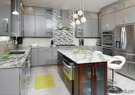 modern chic kitchen designs