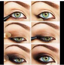 smokey eye makeup tips step by step tutorial