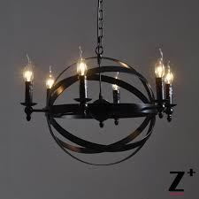 get iron sphere chandelier aliexpress alibaba