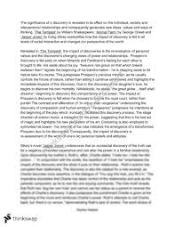 discovery essay the tempest related year hsc  discovery essay the tempest 2 related