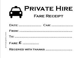 London Taxi Receipt Pdf Expressexpense Custom Receipt Maker Online Receipt Template Tool
