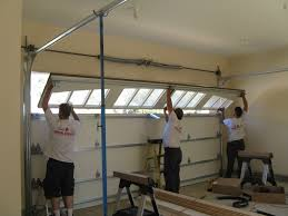 garage door installation diyHow to Install a Garage Door  DesignForLifes Portfolio