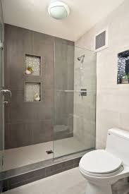 Modern Walk In Showers Small Bathroom Designs With Walk In