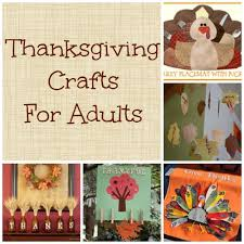Thanksgiving Crafts {For Adults} | Making Time for Mommy