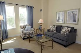 Memory Care Floor Plans For Assisted Living Homes In MA - Bedroom living room