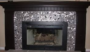 replacing fireplace tiles