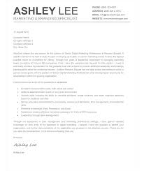 The Ashley Cover Letter - Creative Resume Mac and Word