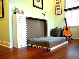 King Size Murphy Bed Kit Open Beds Custom By Wall Annabelles