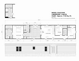24 elegant 3 bedroom single wide mobile home floor plans