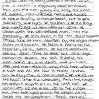 Love Narrative Essay Example Mistyhamel