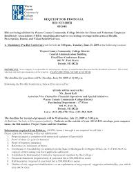 bid cover letter template sealed