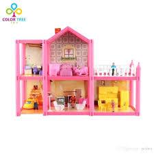 Ikea dolls house furniture 3d Printed Childrens Dolls House Dolls House Childrens Dolls House Furniture Uk Qiquw Childrens Dolls House Pink Decorated Barbie Dollhouse Furniture Doll