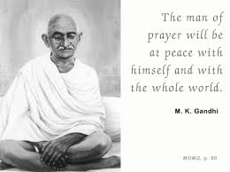 Gandhi Quotes On Peace Best Quotes About Peace Mahatma Gandhi 48 Quotes