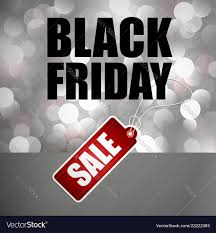Credit Card Templates For Sale Black Friday Sale Card Design Royalty Free Vector Image