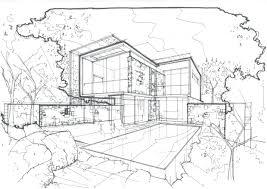 Villa Sketch Design Villa Concept Design In Hong Kong By Pdp East London
