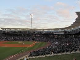 Arvest Ballpark Northwest Arkansas Naturals Stadium Journey