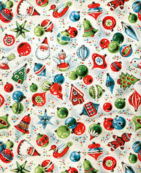 Free Printable Christmas Paper Designs Christmas Wrapping Paper Love The Retro Designs We Used To