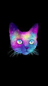 Trippy Cat Wallpaper (64 images)