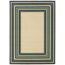 oriental weavers caspian 7 10 x 10 10 indoor outdoor rug 1003x