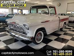 1957 chevrolet trucks pickup