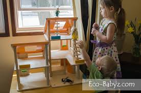 Toy Dolls House Reviews   Baby Dolls IdeasPlan Toys Chalet Dollhouse Review My Kids Love Open Ended That Leave A Lot To The