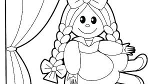 Baby Doll Coloring Pages To Print Page Free Printable Reborn C Lol