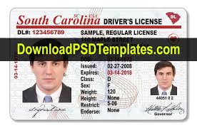 Template Carolina South mariahale90 Drivers U Psd License Us
