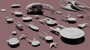 Enterprise Size Comparison Chart Starships Size Comparison Star Trek
