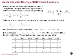 2 difference equations in matlab
