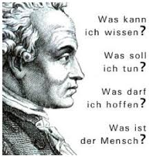 Immanuel Kant / Hvězdné nebe a mravní zákon