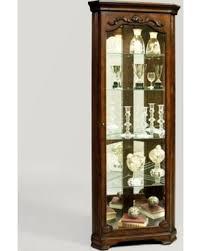 pulaski curio cabinet. Plain Cabinet Pulaski Eden Corner Curio Cabinet And C