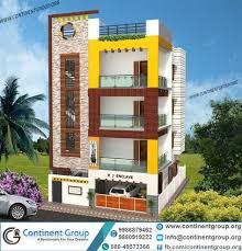 Pin by Pratik Gawande Patil on Indian house plans | Building elevation,  Front elevation designs, Building front
