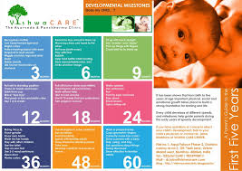 64 Described Baby Development Chart First Year