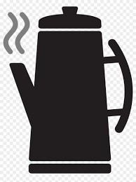 The best selection of royalty free coffee pot vector art, graphics and stock illustrations. Coffee Pot Clip Art Coffee Kettle Vector Png Free Transparent Png Clipart Images Download