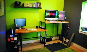 standing desk at home diy adjule standing desk home thediapercake trend homemade modern standing desk
