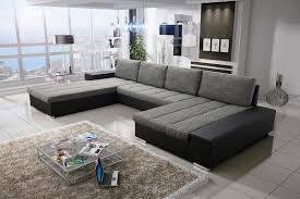 Verona U Sofa Couchgarnitur Couch Sofagarnitur U Wohnlandschaft Schlaffunktion