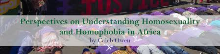 book channel essay perspectives on understanding homosexuality  book channel essay perspectives on understanding homosexuality and homophobia in africa