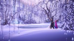 Animated Snow Scenes Frozen Continues Walt Disney Animation Studios Creative