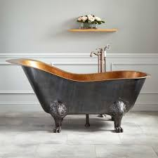 interior cast iron bathtub an old sweet