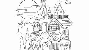 Woezel En Pip Kleurplaat Nieuw Kleurplaat Halloween Spookhuis