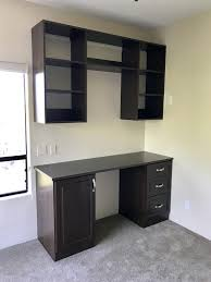 custom office desks. OFFICE DESK AND BOOKCASE · CUSTOM BOOKSHELF Custom Office Desks D